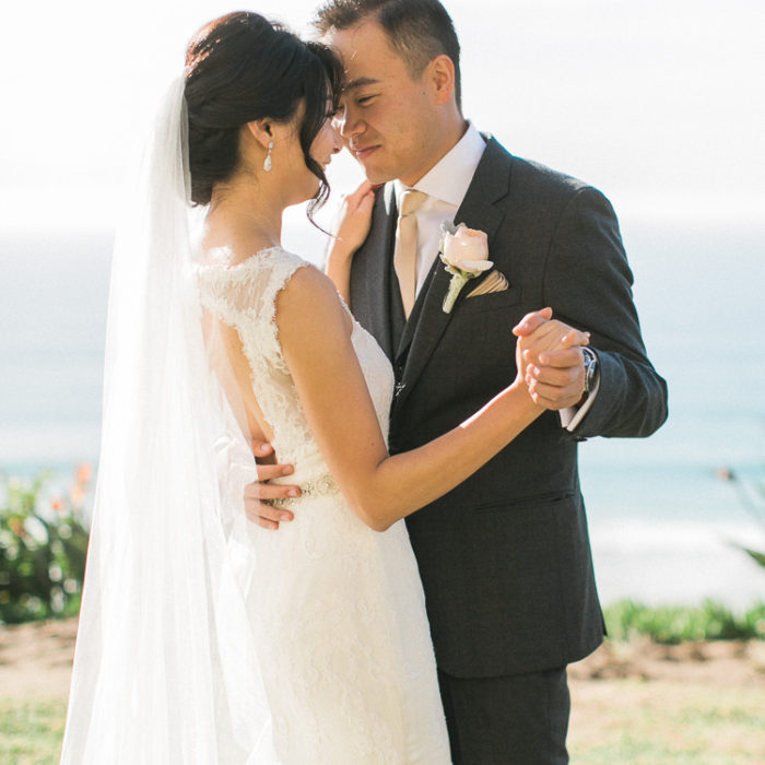 Nicole & Yao <br />Ritz Carlton Laguna Niguel