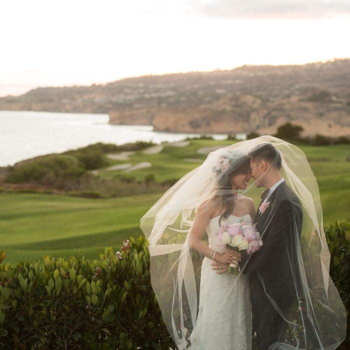 Victoria & Kenneth <br />Trump Golf Course
