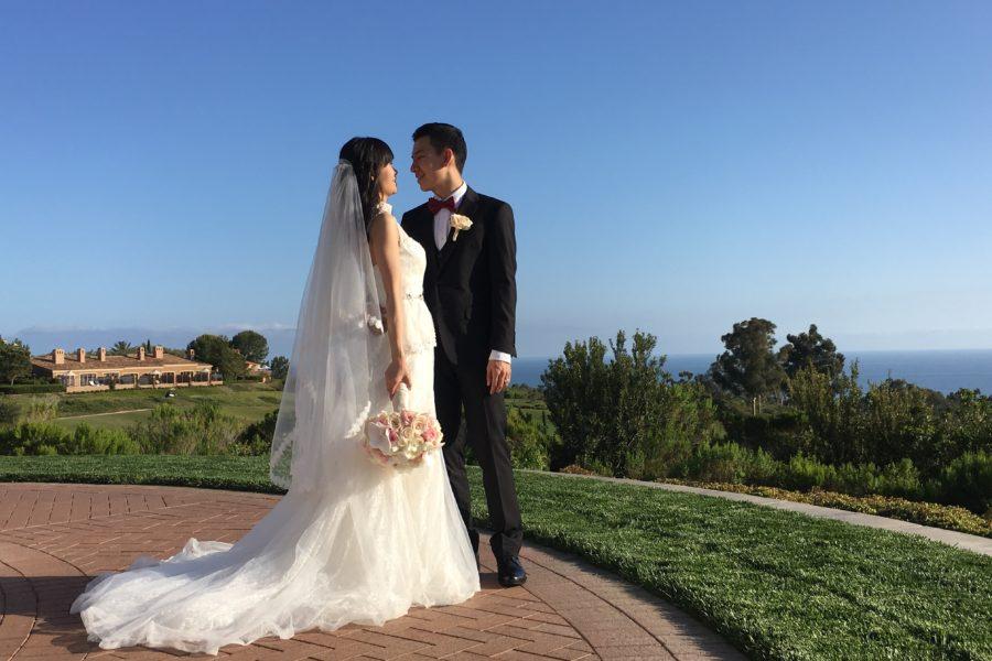 Pelican Hill Resort: Choi Kun & Bao Wen